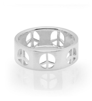 Sterling Silver Freedom Symbol Polished