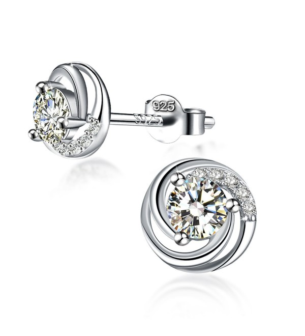 Earrings Exquisite Sterling Zirconia J Ros%C3%A9e - CW17YXLRI63