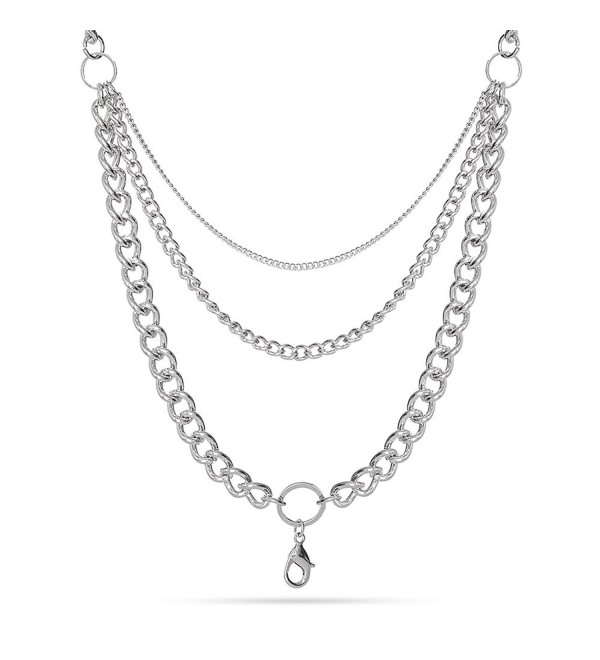 "28"" Layered Chain For Floating Lockets - C311QEU2KO1"