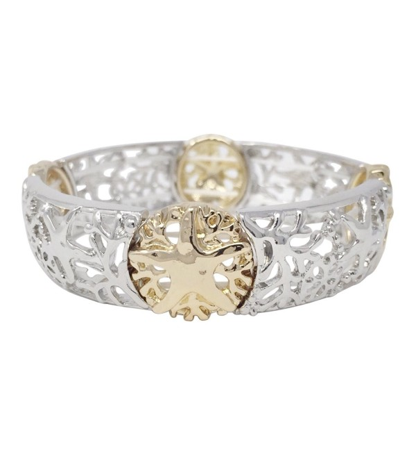 Sealife Filigree Stretch Bracelet - CM186AIHHTX