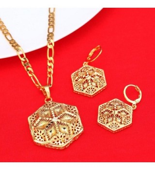 Ethiopian Wedding Jewelry Necklace Gold in Women's Jewelry Sets