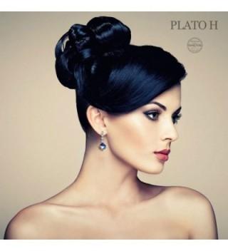 PLATO Earrings Swarovski Crystals Fashion in Women's Drop & Dangle Earrings
