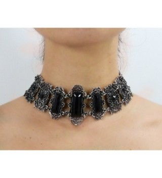 Vivian Necklace Elegant Victorian Jewelry