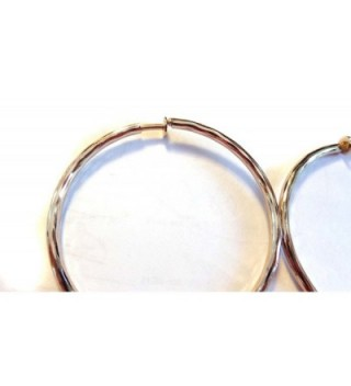 Clip Earrings Hypoallergenic Hoop 2 25