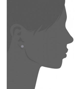 Mia Sarine Zirconia Earring Sterling