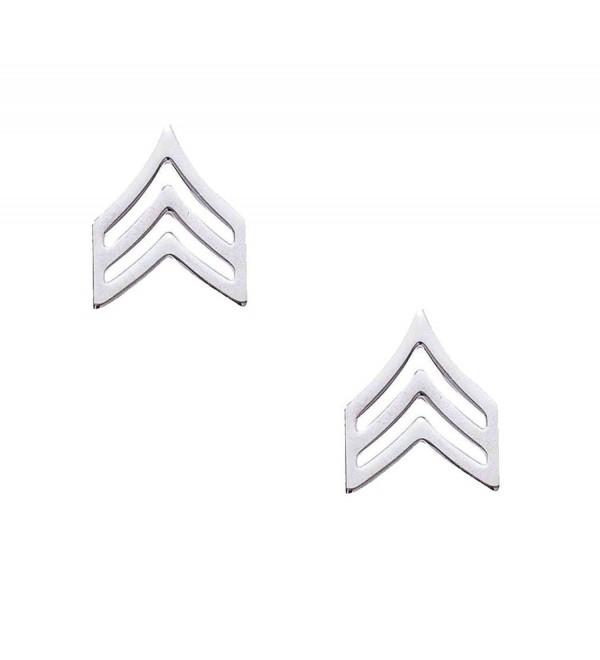 SERGEANT Police Collar Insignia Emblem - CF112KQDAIH