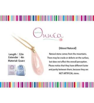 Onnea Natural Pendant Necklace Summer in Women's Y-Necklaces