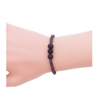 Shoopic Charming Rhinestone Braided Bracelet