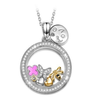 NinaQueen Daughter Jewelry locket Valentines - CY1200KTQKB