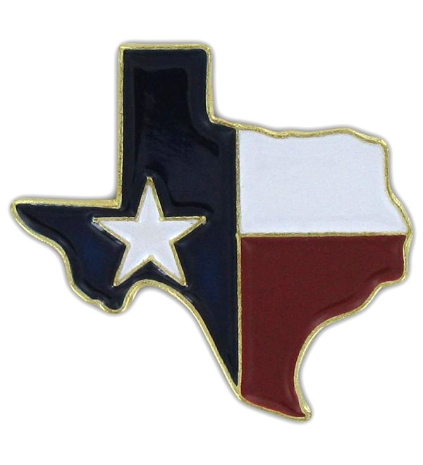 Texas Map Pin 3 Pack - CH186GZHO9X