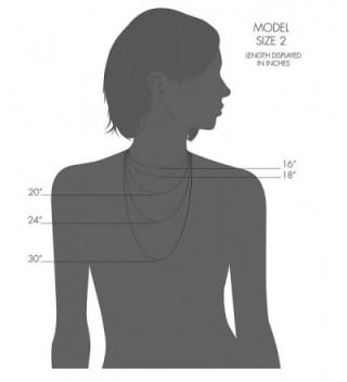 Necklace Friend Gemstones Pendant circle in Women's Pendants