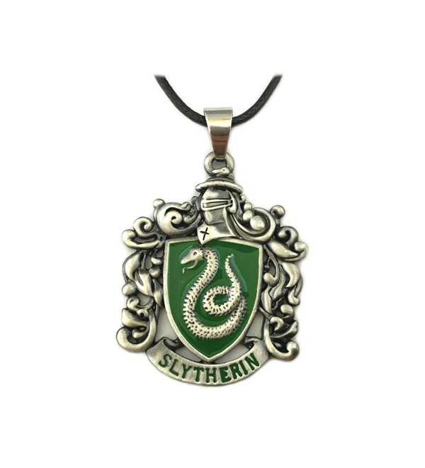 Harry Potter Slytherin Movie Book Pendant Necklace With Gift Box from Outlander Gear - CD18959YCYH