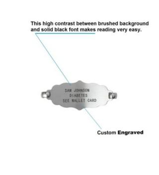 Divoti Engraved Victorian Interchangeable Bracelet