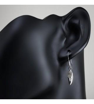 Sterling Silver Netherland Holland Earrings in Women's Drop & Dangle Earrings
