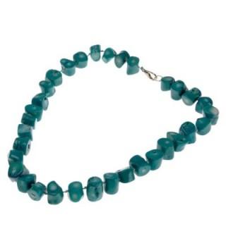 ZLYC Handmade Bright Necklace Jewelry