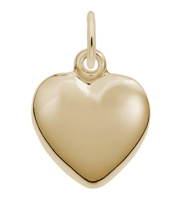 Rembrandt Charms- Heart - CI11BUGF2LR