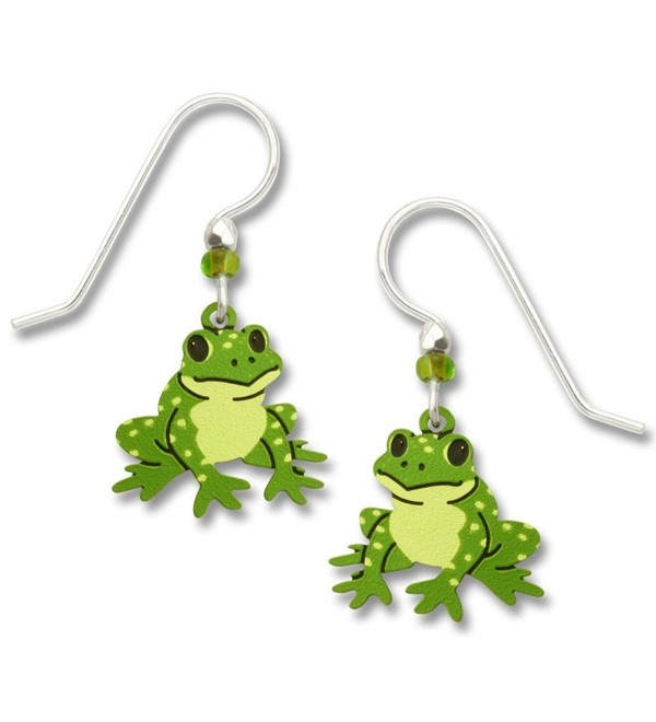 Sienna Sky Frog Dangle Earrings - CC11YU0MHVD