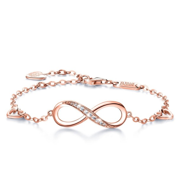 Billie Bijoux Sterling Infinity Adjustable - C218536NT9L