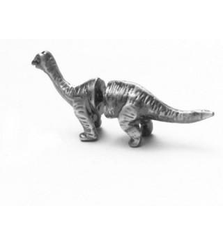Tabwing Dinosaur Piercing Earrings Silver in Women's Stud Earrings