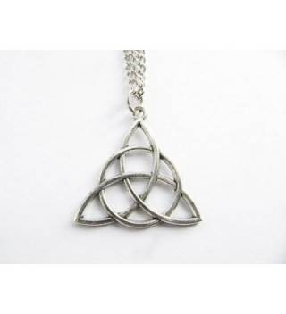 Celtic Triquetra Necklace Trinity trinity
