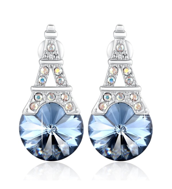 PLATO Earrings Swarovski Crystals Fashion - CG12N1Q0JM1