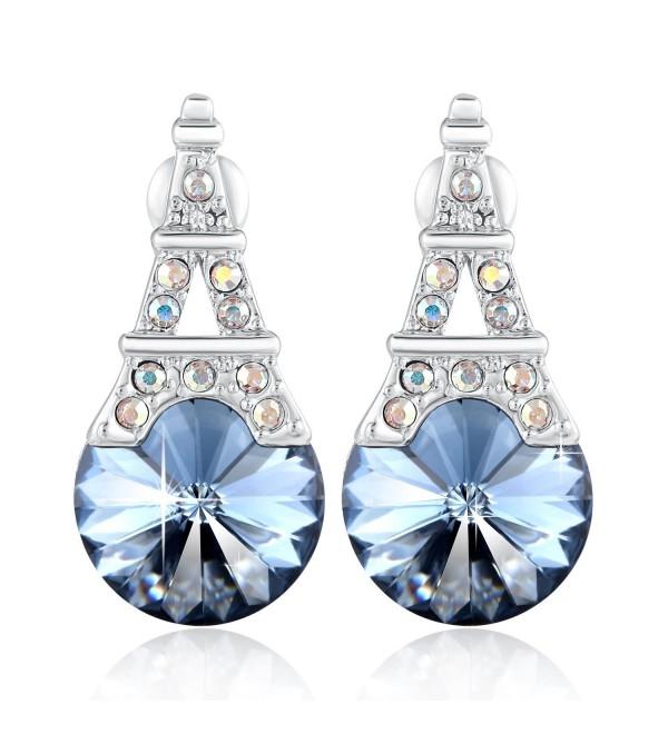 PLATO Earrings Swarovski Crystals Fashion - CG12N1Q0JM1