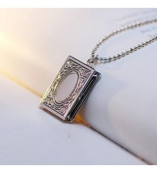 Kebaner Pendant Necklace Engraved Christian in Women's Pendants