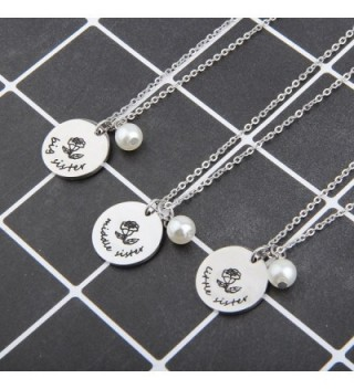 ZuoBao Sister Necklace Sisters Jewelry in Women's Pendants