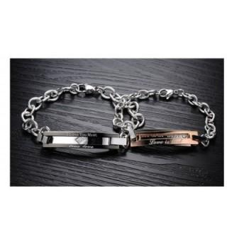 Matching Titanium Stainless Bracelet Anti fatigue