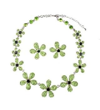 Hamer Painting Handmade Necklace Earrings - Black - CI1250VF0WN