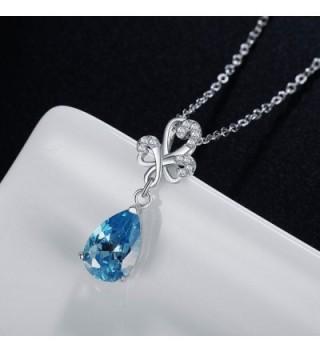 Sephla Jewelry Zirconia Earrings Necklace in Women's Drop & Dangle Earrings