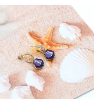 St Ushine Seashell Birthday Festival Earrings
