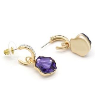 St Ushine Seashell Birthday Festival Earrings in Women's Drop & Dangle Earrings