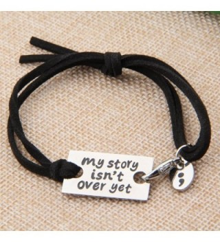 ZUOBAO Mental Health Awareness Bracelet