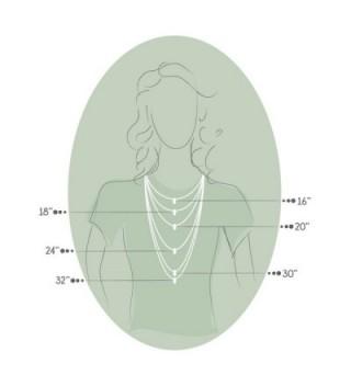 Shaped Friends Pendants Crystal Necklace in Women's Pendants
