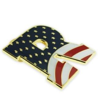PinMarts American Republican Patriotic Enamel