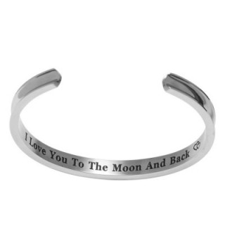 Liuanan Stainless Bracelet Bangle Mothers