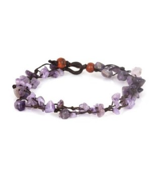 Amethyst Beautiful Centimeters Handmade JB 0127A - CO11D8QOVX7