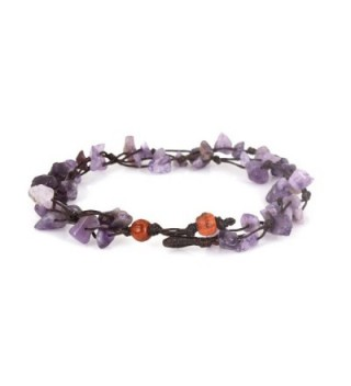 Amethyst Beautiful Centimeters Handmade JB 0127A