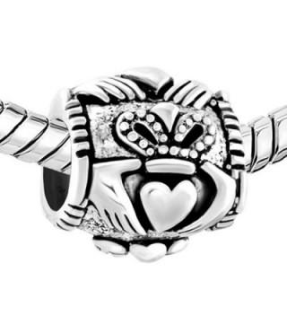 Sterling Friendship Claddagh Jewelry Bracelets