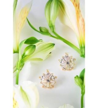 Earrings Crystals Filigree Vintage Earring