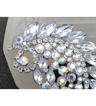 Alilang Bridal Borealis Rhinestone Crystal