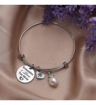Remember Love Bangle Bracelet White in Women's Bangle Bracelets