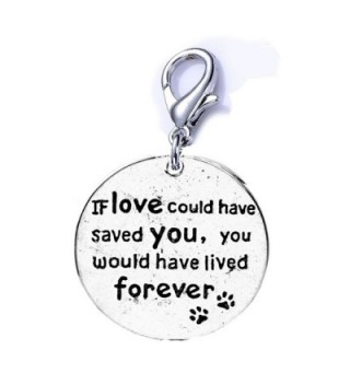Memorial Charm could forever lobster - CG12O220JXS