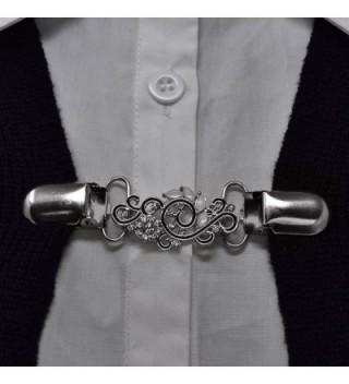 Evelots Genoveva Sweater Cardigan Collar