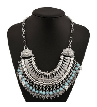 MuLuo Festival Turkish Statement Necklace