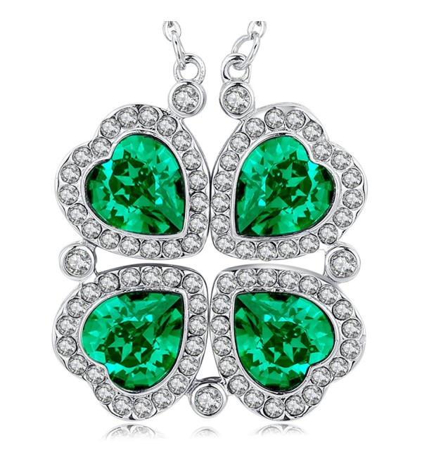 MEGA CREATIVE JEWELRY Swarovski Transformable - Green - CN186ZUZ8QI