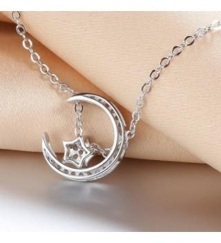 Wristchie Jewelry Sterling Zirconia Necklace