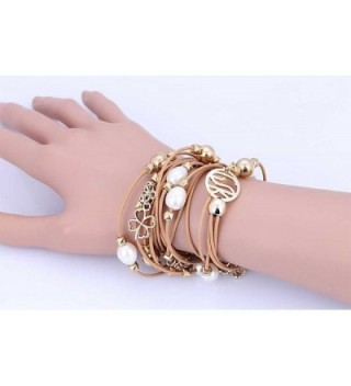 Leather Bracelet Necklace Cultured Freshwater