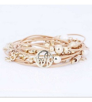 Leather Bracelet Necklace Cultured Freshwater in Women's Jewelry Sets